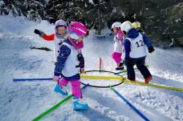 Szczyrk Atrakcja Przedszkole narciarskie Przedszkole narciarskie BSA