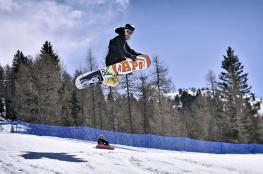 Wisła Atrakcja Szkoła snowboardowa Element S.O.S.