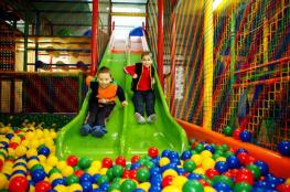 Bielsko - Biała Atrakcja Sala | plac zabaw ZABAWOWO