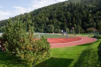 Szczyrk Atrakcja Stadion sportowy COS Szczyrk