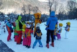 Szczyrk Atrakcja Przedszkole narciarskie Dimbo