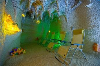 Wisła Atrakcja Jaskinia solna Vestina Hotel