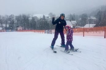 Wisła Atrakcja Szkoła narciarska Element S.O.S.