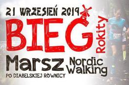 Ustroń Wydarzenie Bieg Bieg Rokity i Marsz Nordic Walking po Równicy