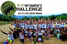 Wisła Wydarzenie Rajd samochodowy Women's Challenge 4x4 najbardziej kobiecy offroad