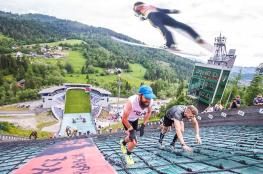 Wisła Wydarzenie Bieg III Mistrzostwa Polski w biegu na skocznię