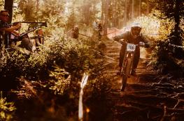 Szczyrk Wydarzenie Sporty motorowe Hard Downhill League 2020